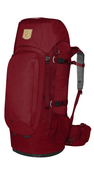 Fjällräven Abisko 65W - Sac à dos randonnée Femme - rouge